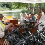 bateau & vélo